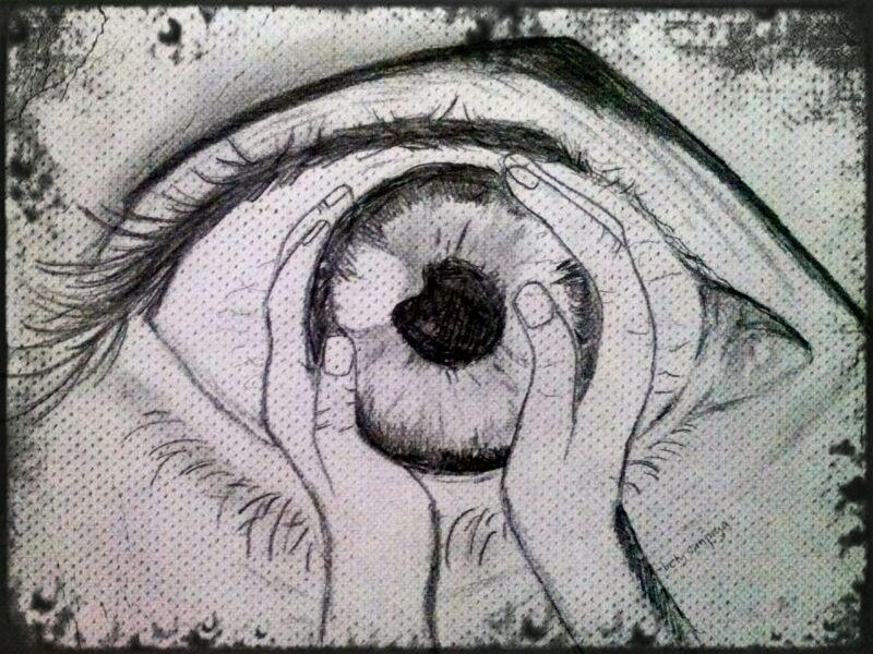 Mengawini Mata Hati Dalam Tinta